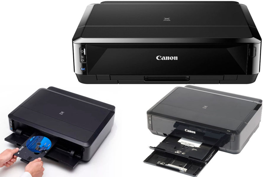 Хороший домашний принтер для фото Canon PIXMA iP7240