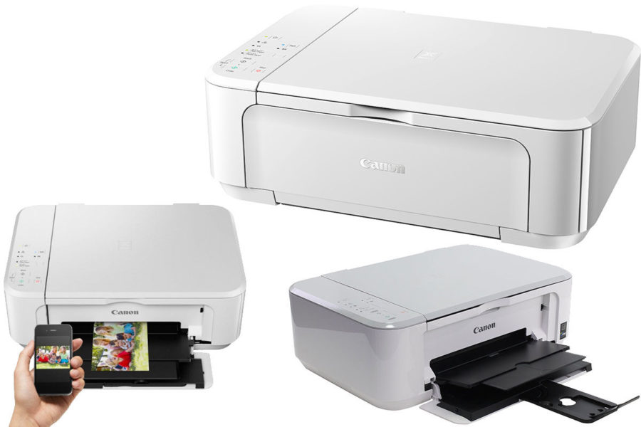 МФУ для печати фото дома Canon PIXMA MG3640