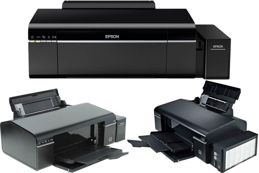 Хороший домашний фото-принтер с СНПЧ Epson L805