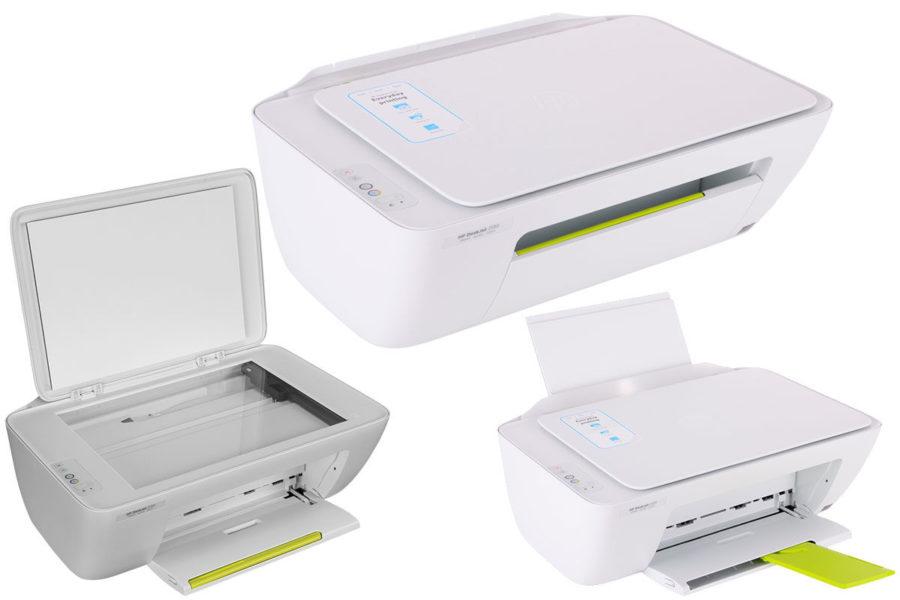 Струйный МФУ HP DeskJet 2130