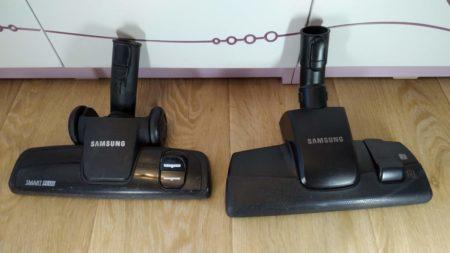 Обзор пылесоса с колбой Samsung SC15K4176HG