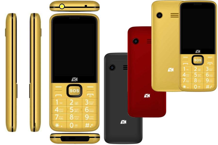 Телефон для пожилых ARK Power 4
