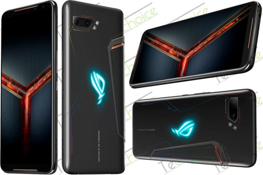 Смартфон ASUS ROG Phone II