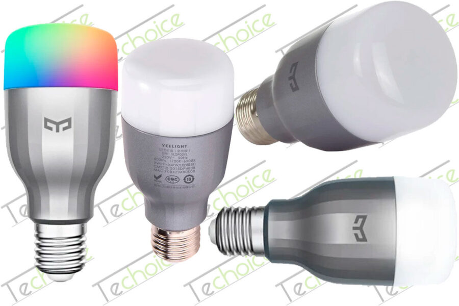 Yeelight LED Bulb Color Silver YLDP02YL