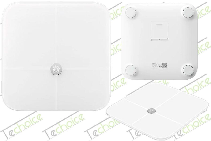 Хорошие смарт-весы HUAWEI AH100 Body Fat Scale WH