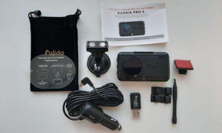 Гибрид Fujida Karma Pro S WiFi: оставим штрафы в прошлом